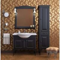 Комплект мебели 87см Deluxe Group Равелло 80 черный