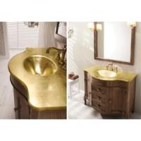 Комплект мебели для ванной Eban Rebecca 105 композиция K33
