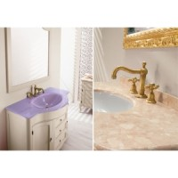 Комплект мебели для ванной Eban Rebecca 105 композиция K35
