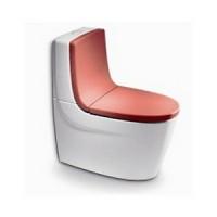 Унитаз напольный Roca Khroma 342657000, с крышкой-сиденьем Soft Close