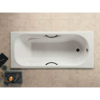 Чугунная ванна 170х75см Roca Malibu 23097000R