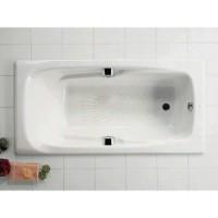 Чугунная ванна 170х85см Roca Ming 2302G000R
