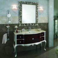 Комплект мебели 127см Linea Tre Savoy Pelle арт.83/4
