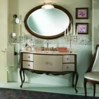 Комплект мебели 127см Linea Tre Savoy Pelle арт.83/5