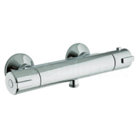 Cмеситель термостат для душа Fima Carlo Frattini Style Split F4075/1CR Хром