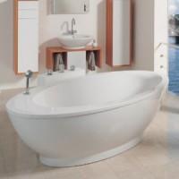 Ванна 210x105x45см Duscholux Portofino 340 610.340000