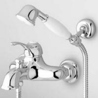 Смеситель для ванны Zucchetti Delfiflu ZX6155