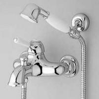 Смеситель для ванны Zucchetti Delfiflu ZX7155