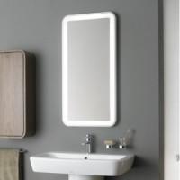 Зеркало с подсветкой 50х100 Toto MH MI10018B-WI